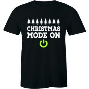 Christmas Mode On Merry Christmas Holiday T-shirt